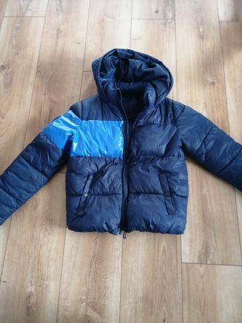 Chłopieca kurtka zimowa narciarska 4f