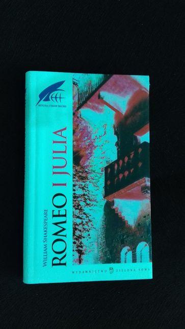 """Książka """"Romeo i Julia"""" - lektura, matura, szkoła, miłość, tragedia"""