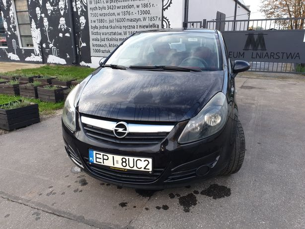 Opel Corsa D Cosmo 1.2B 2007R