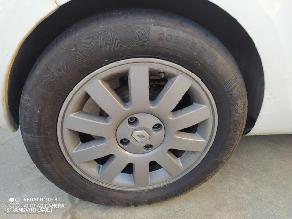 Jante Liga Leva 16 Renault Clio Iii Caixa (Sb_, Sr_)