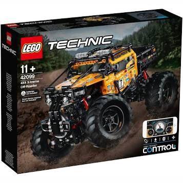 LEGO Technic 42099 NOWE zdalnie sterowany