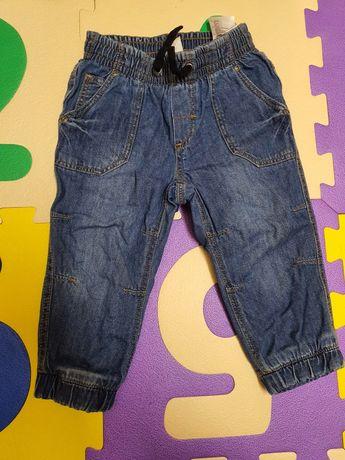 Spodnie H&M r.86
