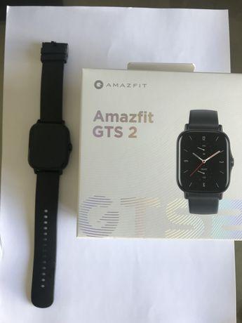 Smartwatch Amazfit GTS 2 com 1 mês.