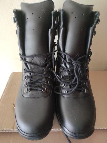 Buty specjalne skórzane