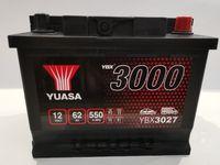Akumulator YUASA YBX3027 62Ah 550A Promocja!!!