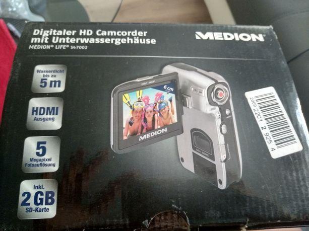 Medion kamera aparat wodoodporna
