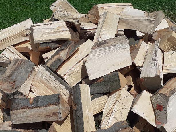 Sprzedam drewno opałowe bukowe do kominka rąbane