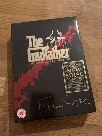 Ojciec Chrzestny dvd box kolekcjonerski