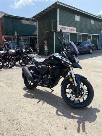 Мотоцикл Lifan KPT200 лифан мото