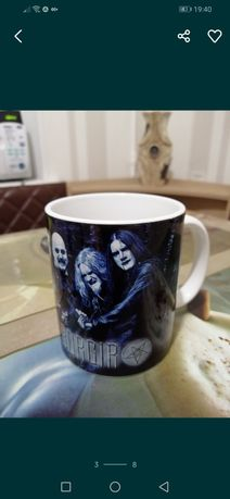 Мерч с блэк металл группой Dimmu BORGIR-Death Cult Armageddon