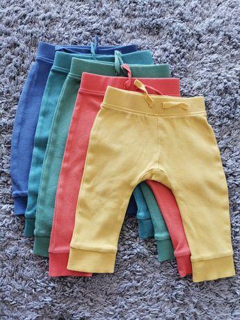 Spodnie George 6-9 m-cy, joggersy
