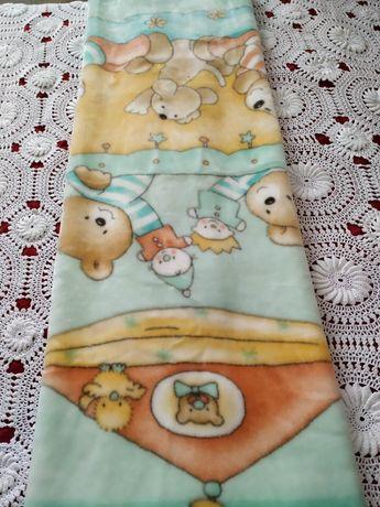 Cobertor cama de bebé