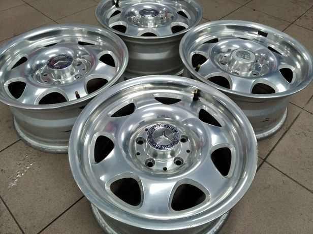FELGI MERCEDES aluminiowe 5x112 7x15H2 ET37 (075)