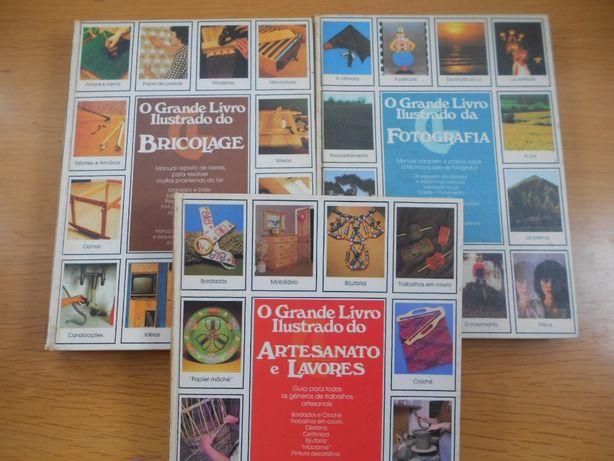 Coleção Grande Livro Ilustrado...