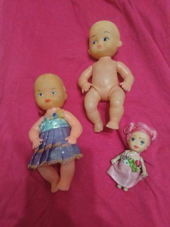 Кукла пупс одним лотом
