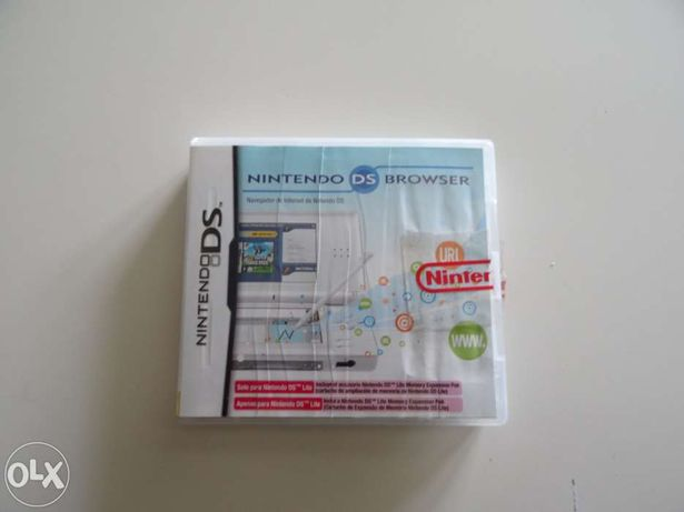 Nintendo DS Browser Pack