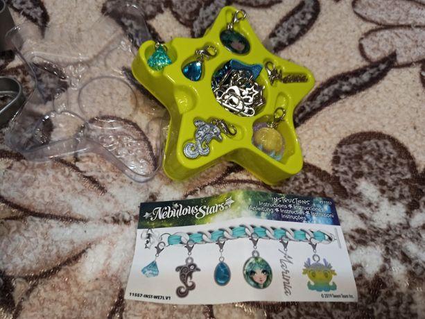 Набор для творчества Nebulous Stars Mini Charm
