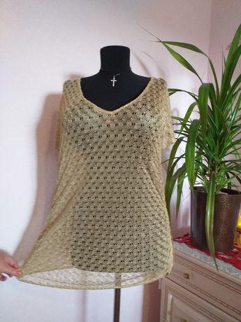 Ажурная, гепюровая туника, блузка,майка, футболка, платье,сарафан.