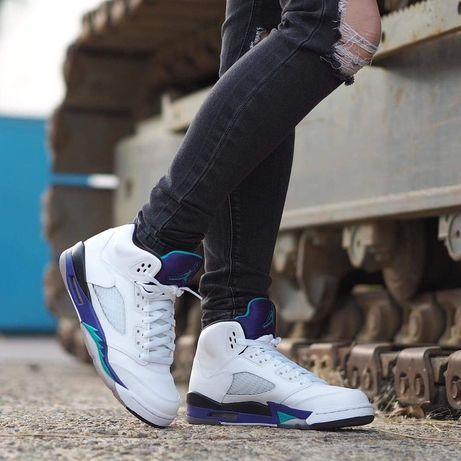 Jordan 5 Grape komplet