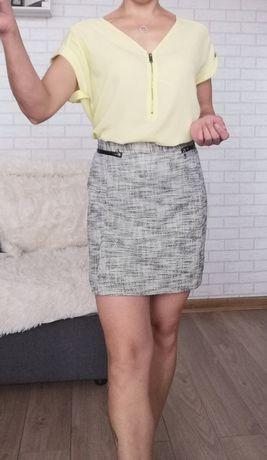 Spódnica H&M ołówkowa
