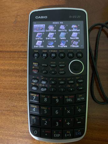 Calculadora Casio FX-CG20