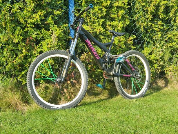 !okazja! Rama specialized demo 9 [demo 8 fox 36 van boxxer 888]