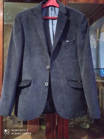 Пиджак вельветовый мужской