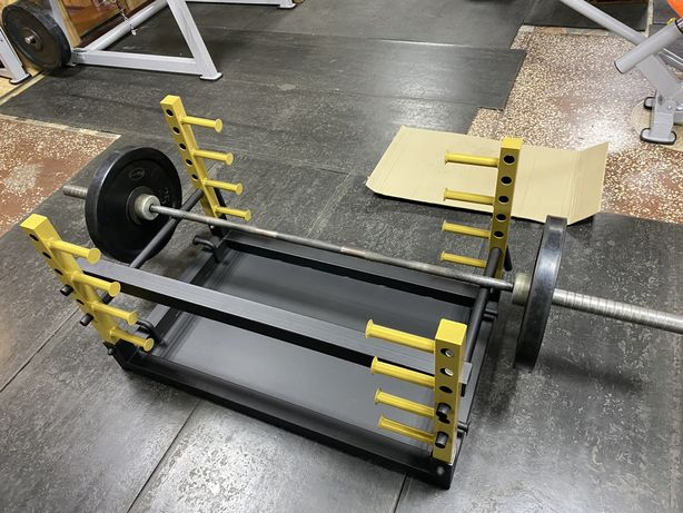 Платформа / рама для становой тяги