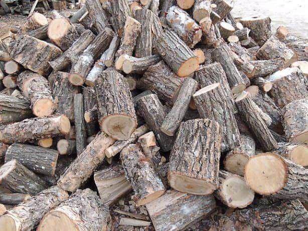 Распил и рубка дров