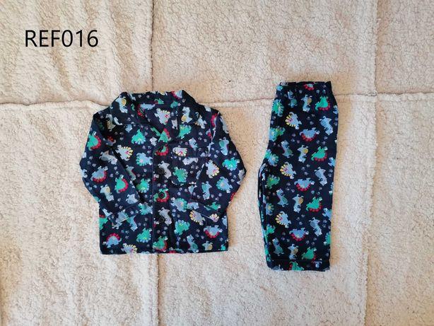 Pijama flanela REF016