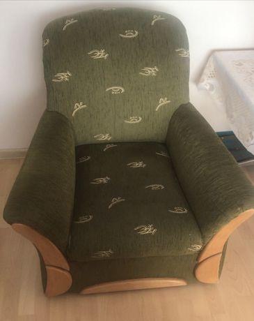 Oddam 2 fotele bardzo wygodne