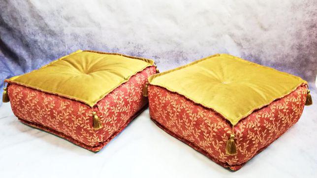 Pufa w stylu orientalnym