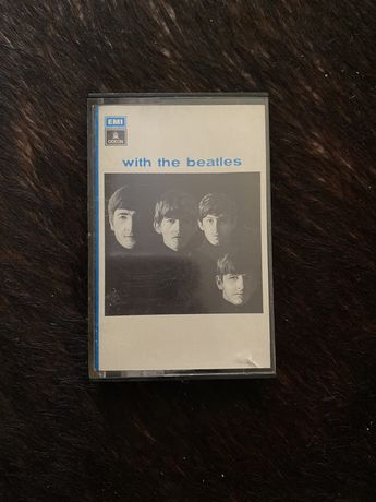 Cassete The Beatles- With The Beatles