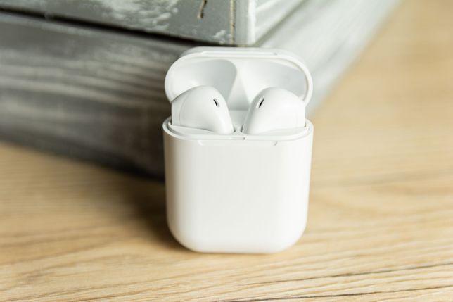 OKAZJA! Słuchawki Bezprzewodowe AirPods Klony (do iPhone i Android)