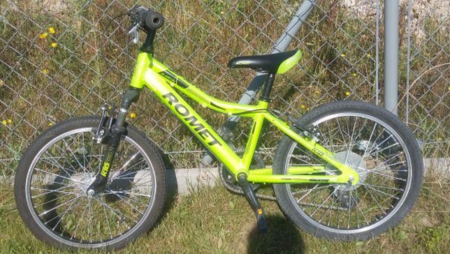 Rower dziecięcy Romet Rambler Kid 20 Zielony