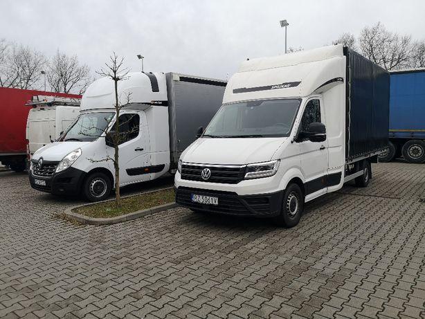 Usługi Transportowe, przewóz rzeczy, Polska, Europa autami do 3,5 t.