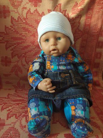 Одежда для куклы 48-50 см беби борн