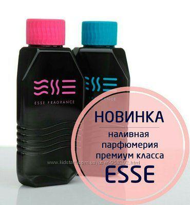 Духи на разлив Наливная парфюмерия ESSE , Refan, Reni, Ameli, Goccia