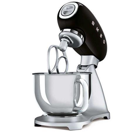 Robot de Cozinha SMEG Preto (SMF02BLEU) Novo / Selado