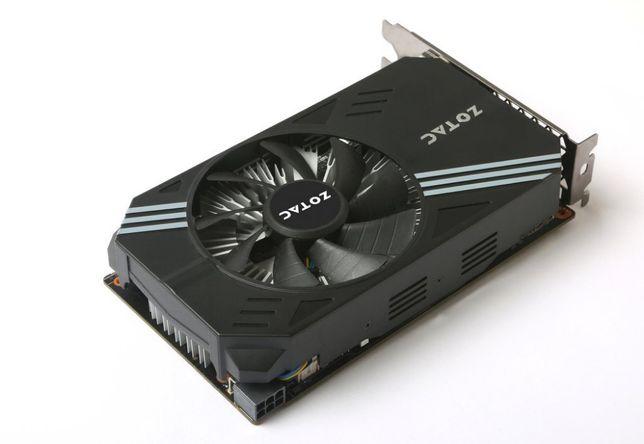 Zamiana GTX1060 ZOTAC mini 3gb - na RX580 8gb