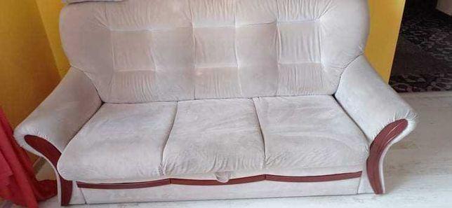 Bardzo wygodna sofa z funkcją spania