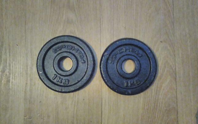 Obciążenie żeliwne 2kg