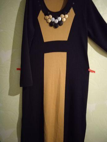 Платье женское полушерсяное