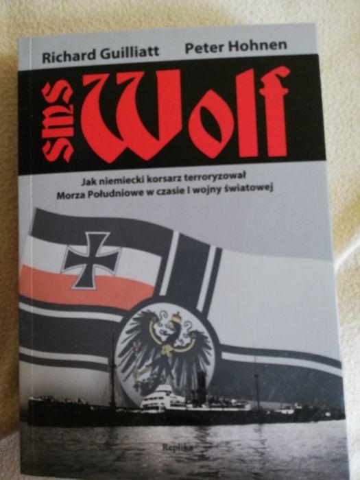 SMS Wolf. Jak niemiecki korsarz terroryzował Morza Południowe Łódź - image 1