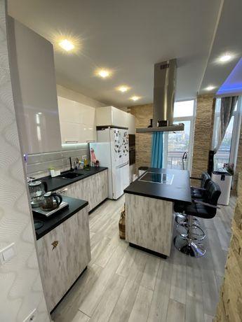Продажа 4-х комнатной квартиры в ЖК Комфорт Таун, ул. Регенераторная 4