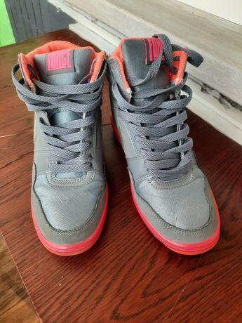 Кроссовки Nike на платформе сникерсы оригинал