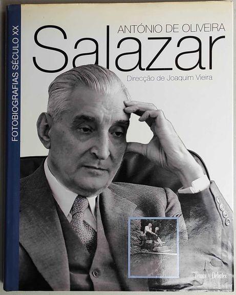 António de Oliveira Salazar, Fotobiografias século XX - Como Novo