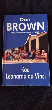 Dan Brown - Kod Leonarda da Vinci