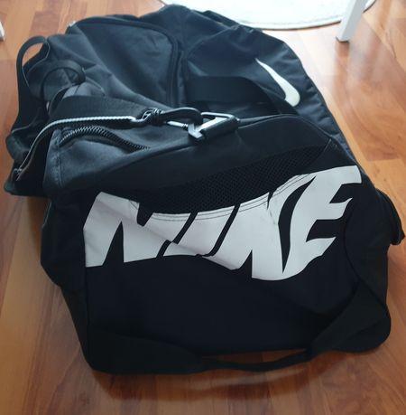 Nike torba sportowa DUŻA oryginalna czarna
