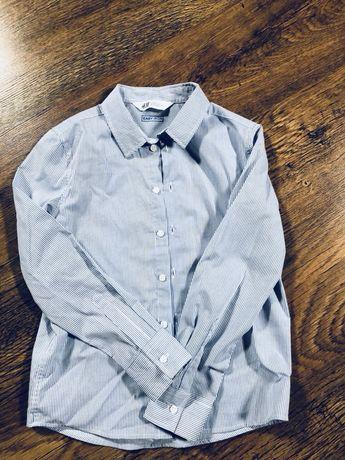 Koszula chłopięca H&M rozm.134